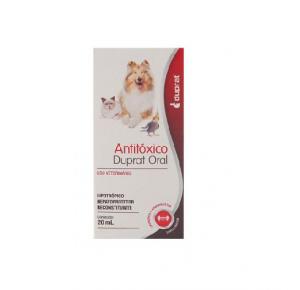 Antitóxico Duprat Oral - 20 mL