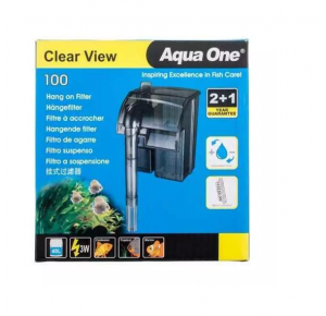 Aqua One - Hf-0100 - Filtro externo - ClearView -100 - 110 v