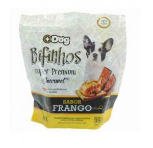 Bifinho Mais Dog Frango 350g