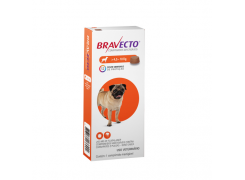 Bravecto  Antipulgas Oral para Cães de 4.5 a 10kg