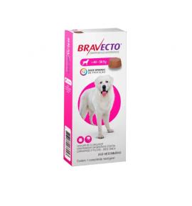 Bravecto  Antipulgas E Carrapatos  para Cães de 40 a 56kg