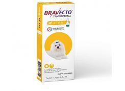 Bravecto Transdermal Antipulgas Cães de 2 a 4.5kg