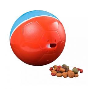 Brinquedo Amicus Crazy Ball para Cães Vermelho e Azul