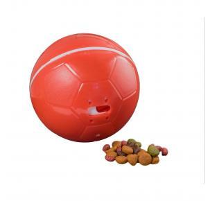 Brinquedo interativo Amicus Para Cães Crazy Ball vermelho