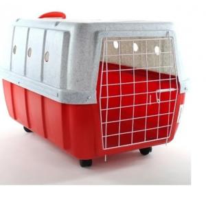 Caixa Transporte Cães E Gatos N3 Clicknew - Cores