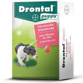 Vermífugo Drontal Puppy  100mL
