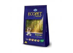 Ração Ecopet Frango Cães Adultos Raças Pequenas 3kg