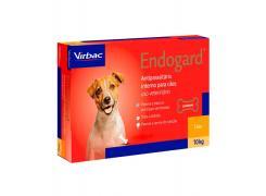 Endogard Vermífugo Para Cães até 10kg Virbac
