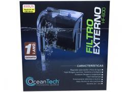 Filtro Externo Hf-600 (650l/H) 127V Ocean Tech