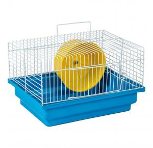 Gaiola Hamster Brasileirinha - Cores