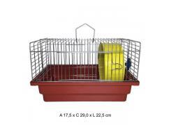 Gaiola Para Hamster Mais Roe Cores