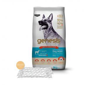 Ração Premiatta Genesis para Cães de Raças Grandes 9kg