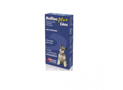 Vermífugo Helfine Plus Cães (4 Comprimidos)