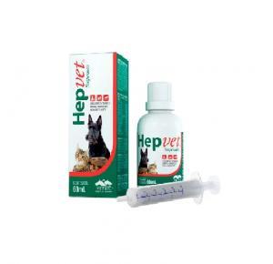Hepvet Suspensão 60 ml