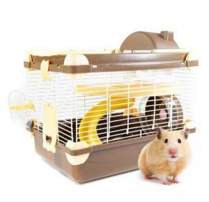 Gaiola Hamster Vip Acrilico Completa PlayGround