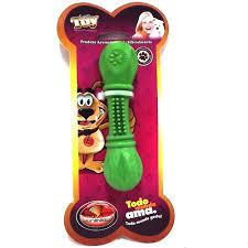 Brinquedo Furacão Pet Osso Especial de Borracha -N 2
