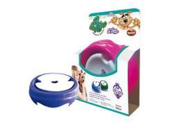 Bebedouro Plástica Pop Pelos Longos  1,000ml  Furacão Pet para Cães-N 3