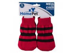 Meia Para Cães Tamanho-G Home Pet