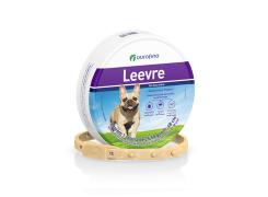 Coleira Antiparasitária Ourofino Leevre para Cães 48cm