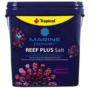 Tropical Marine Power Sal Reef Plus Salt Balde 5Kg