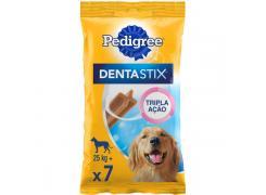 Petisco Pedigree Dentastix Cuidado Oral Para Cães Adultos Raças Grandes 270g