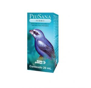 PiuSana Ferro 20ml