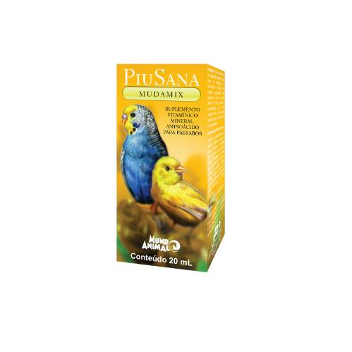 PiuSana Mudamix  20ml