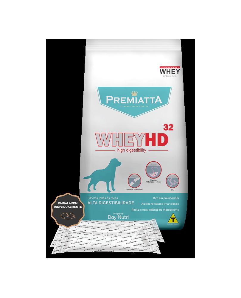 Ração Premiatta WheyHD Para Cães Filhotes de Todas as Raças 6kg