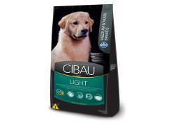 Ração Cibau Light para Cães Adultos Raças Médias e Grandes 12kg
