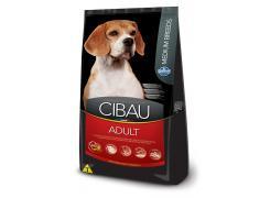 Ração Cibau para Cães Adultos de Raças Médias Frango 25Kg