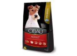 Ração Cibau para Cães Adultos Raças Pequenas Frango 15Kg