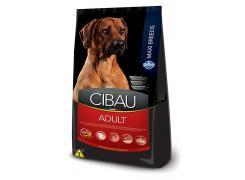 Ração Cibau para Cães Adultos Raças Grandes Frango 15kg