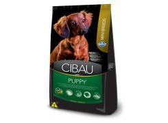 Ração Cibau para Cães Filhotes Raças Pequenas Frango 1Kg