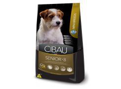 Ração Cibau  Senior para Cães Adultos de Raças Pequenas 3kg