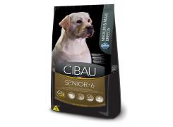 Ração Cibau Sênior para Cães de Raças Médias e Grandes 12kg
