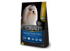 Ração Cibau Sensitive Fish para Cães Adultos de Raças Pequenas 10.1kg