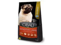 Ração Cibau Sensitive Lamb para Cães Adultos de Raças Pequenas 3kg