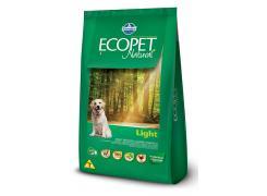 Ração Ecopet Light para Cães Adultos Raças Médias e Grandes Frango 15kg