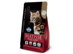 Ração Matisse Frango e Arroz Gatos Adultos 2kg