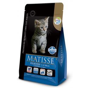 Ração Farmina Matisse para Gatos Filhotes com 1 a 12 meses 2kg