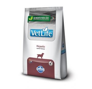 Ração Farmina Vet Life Natural Hepatic para Cães 2kg