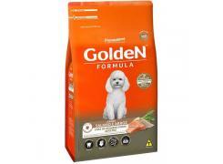 Ração Golden Fórmula para Cães Adultos Raças Pequenas - Salmão e Arroz 1kg