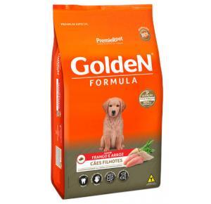 Ração Golden Formula para Cães  Filhotes - Frango e Arroz 15Kg