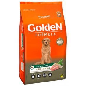 Ração Golden Fórmula para Cães Adultos - Frango e Arroz 15kg
