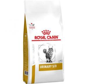 Ração Royal Canin Feline Veterinary Diet Urinary S/O - 1.5kg