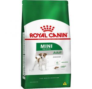 Ração Royal Canin Mini Adult para Cães Adultos de Raças Pequenas 7.5kg