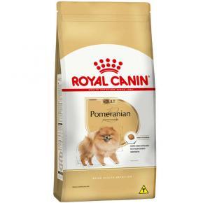 Ração Royal Canin para Cães Adultos Pomeranian 1kg