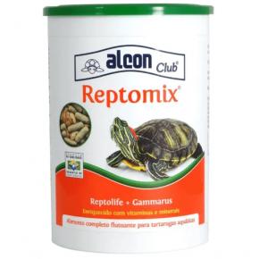 Ração para Répteis Reptomix Alcon 200g