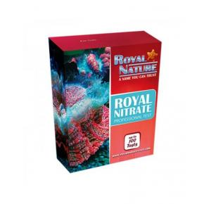 Royal Nature Teste Nitrato Marinho- 100 Test Royal Nature Professional
