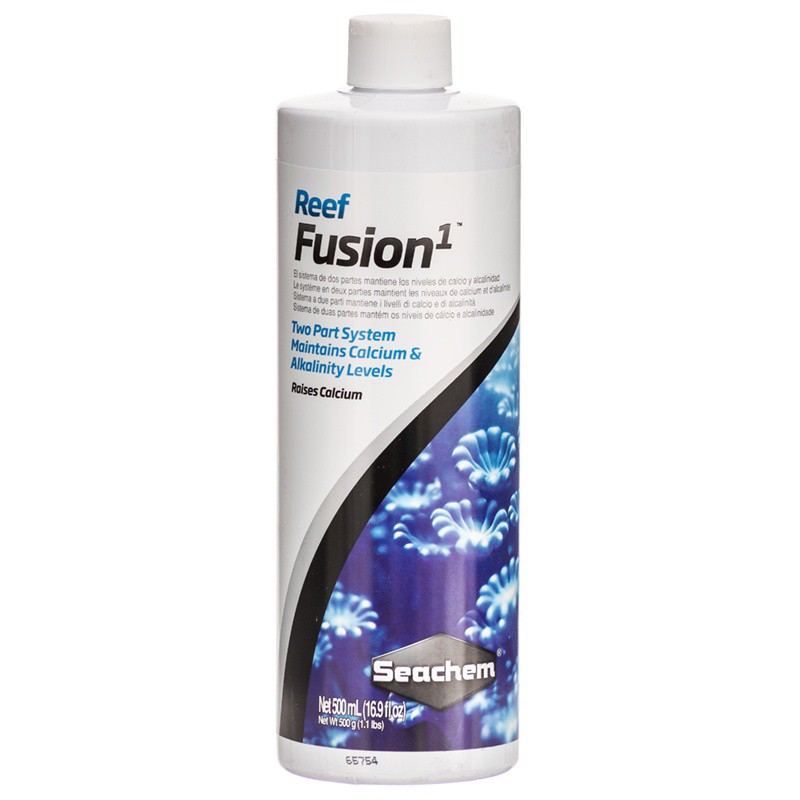Seachem Reef Fusion 1 500Ml